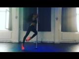 Daria Che Чеботова экзотик exotic pole dance