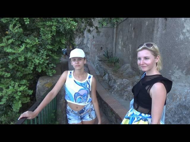 Италия остров Капри (Capri) : обзор курорта Анакапри (Anacapri) 8 Авиамания