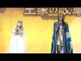 【動画6分】浦井健治 主演ミュージカル「王家の紋章」劇中歌を初披露&#652