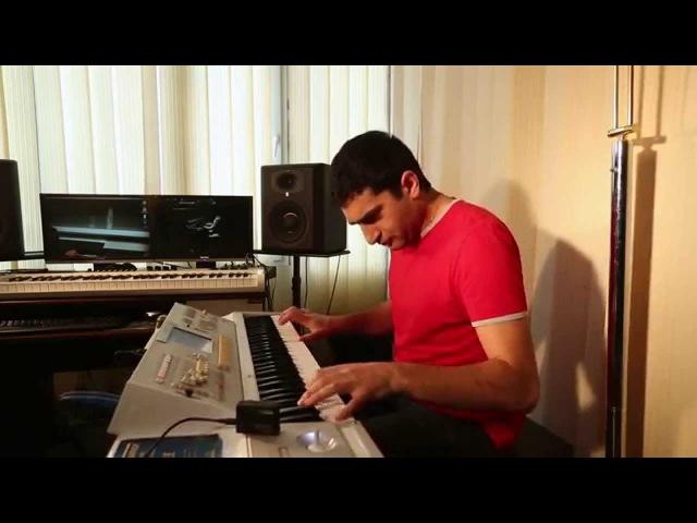 Mozart A Little Night Music. Improvisation by Sevak Melqonyan