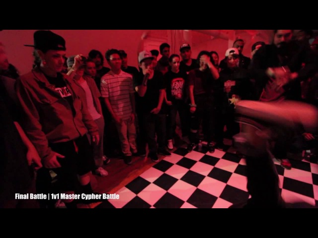 Cypher Etiquette 1V1 highlights and final battle at Cypher Adikts Unplugged BNC