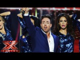 Stevi Ritchie sings Rick Astley's Never Gonna Give You Up  Live Week 2  The X Factor UK 2014