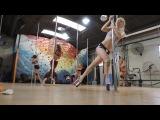 Workshop 2 Daria Che Diciembre Argentina Fpill Exotic Pole Dance