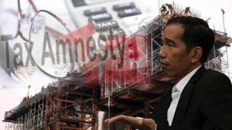TEGAS Pak Jokowi Apa Urusan Australia Jegal Tax Amnesty Di Indonesia - Berita Terbaru