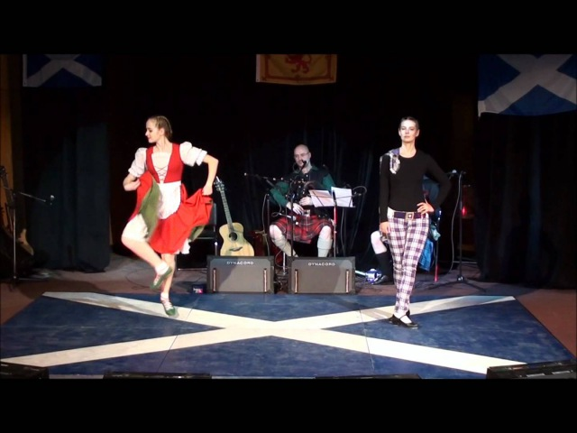 A Scottish Dance Battle! Irish Jig vs. Cape Breton Jigs