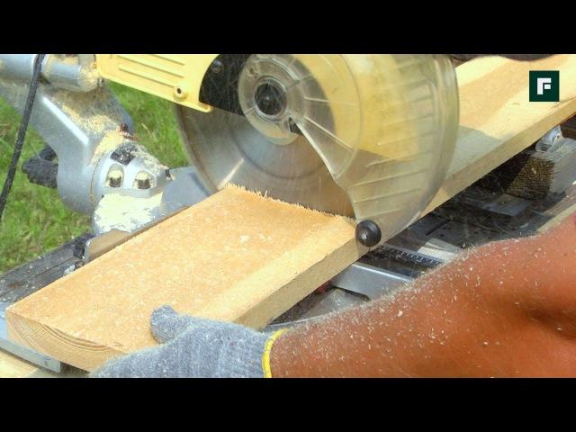 Инструменты для постройки каркасного дома в одиночку. Личный опыт FORUMHOUSE