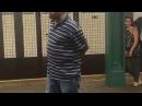 Memory (мюзикл Cats) «Ария Гризабеллы» - Исполняет певец в метро
