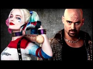 Харли Квинн vs Меченый | Harley Quinn vs Bullseye (DC vs Marvel Comics)