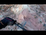 Carson Storch's Massive 360's and Burly Drops Lock 3rd Place Rampage Finish | GoPro View