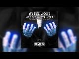 Steve Aoki feat. Flux Pavilion - Get Me Outta Here (Botnek Remix) Cover Art