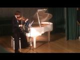 Прокофьев. Соната №2 для скрипки и фортепиано.