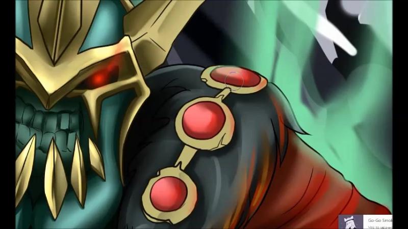 Speedpaint Dota 2 Wraith King