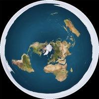 Карта Плоской Земли Скачать - фото 10