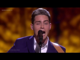 The Netherlands 2016 - Douwe Bob - Slow Down (Grand Final, 11th Place)