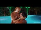 Страстный секс в бассейне. Отрывок из фильма