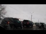 ДТП на пр.Абая 9.12.16 incident_uka