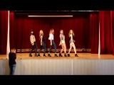 020916 G.O.W: REHEARSAL 4MINUTE (포미닛) - CRAZY (미쳐)