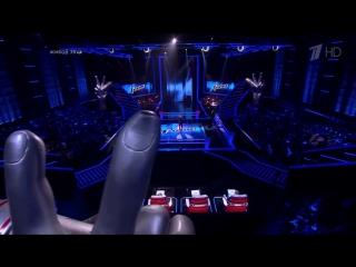 Витольд Петровский. «Не плачь» - Нокауты - Голос - Сезон 4