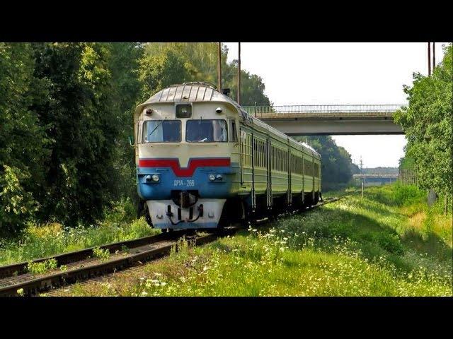 ДР1А-266 рейсом № 6894 Горностаевка - Чернигов.