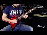 JACKSON JS32Т Randy Rhoads IR - Guitar Demo
