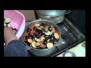 Баклажаны Пряные В Овощной Смеси. Рецепт Заготовки Из Баклажанов