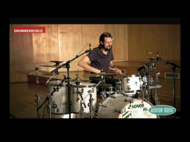 Benny Greb Amazing Groove Drum Solo HD - From