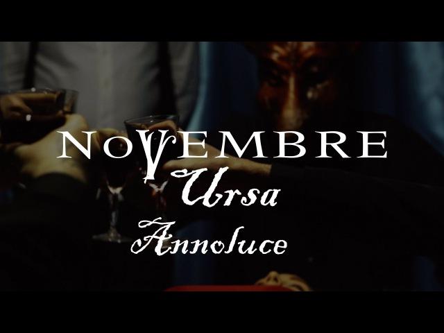 Novembre - Annoluce (from URSA)