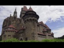 Замок Кройценштайн ОБЗОР Burg Kreuzenstein часть 1 Замки Австрии 🌏 Моя Планета
