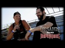 BraveWords Chats With Ihsahn At Heavy Montréal