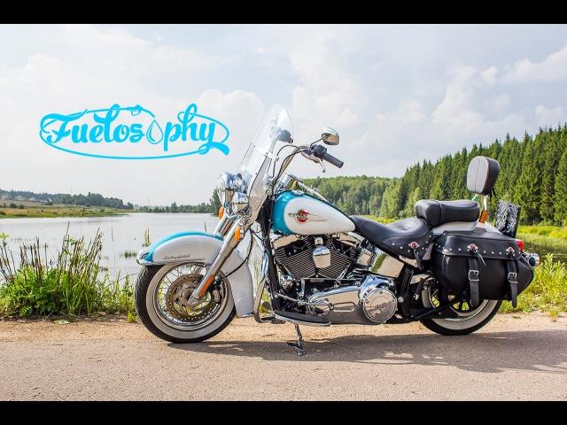 Тест-драйв Harley-Davidson Heritage Softail Classic - Хранитель традиций