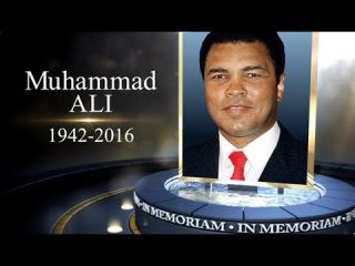 Похороны Али (Louisville, Kentucky, June 10. 2016) gj[jhjys fkb (louisville, kentucky, june 10. 2016)