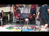 THE VIBE (HIZTORICA) | BBOY 2VS2| FINAL | WAKAKA CREW VS CYPHERZ KINGZ (WIN) |AHSOONS CHANNEL