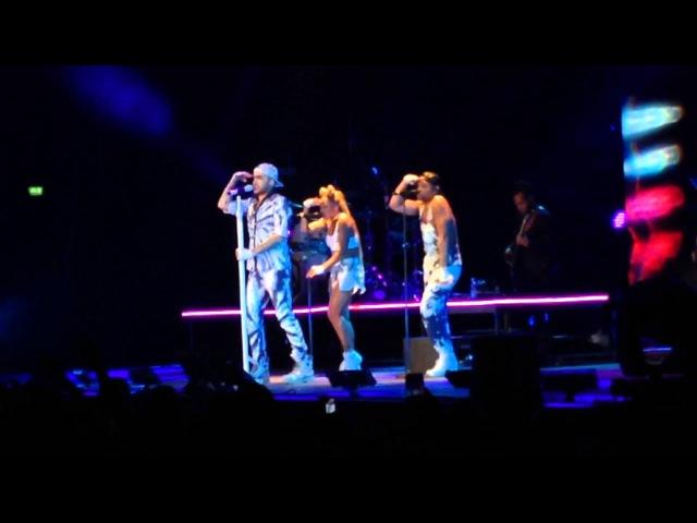 Adam Lambert – Lay Me Down/Shady/Fever – Helsinki, Finland, 21.04.2016