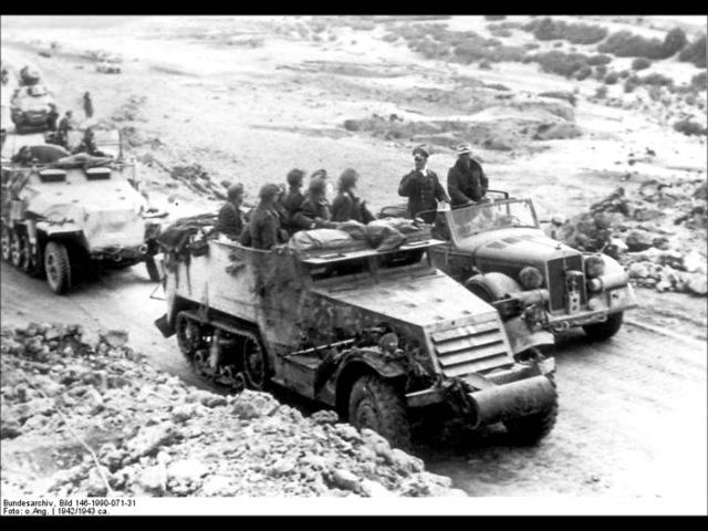 Sturmwehr Es dröhnen die Motoren Afrikakorps
