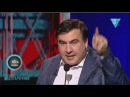 Я посадил 4 своих друзей и самого близкого друга за коррупцию Саакашвили Шустер