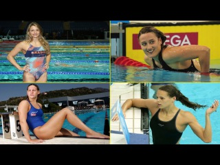 Top 20 Beautiful Female Swimmers In The World 2016-2017 || Beautiful Women in Swimsuits