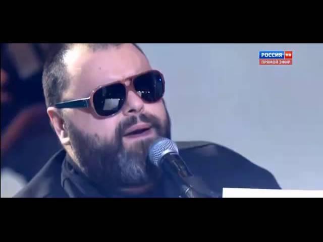 Макс Фадеев Breach the Line LIVE OST Сердце воина живое выступление, шоу