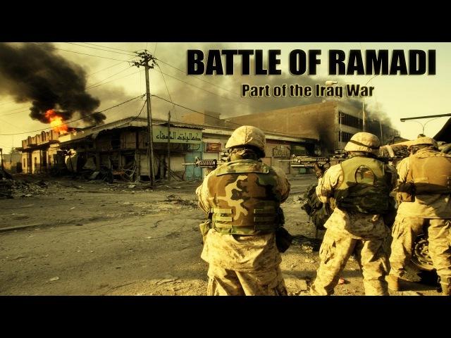 Battle of Ramadi 2006 Iraq War