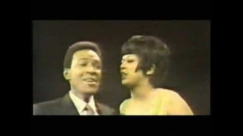 Marvin Gaye Tammi Terrell Aint No Mountain High Enough1967
