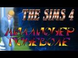 The sims 4 challenge $$Миллионер поневоле$$ ВИНСЕНТ НА ВОЛЕ