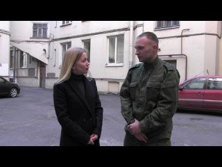 Ополченец Андрей «Тигра»: За Моторолу будет отмщение, он хорошо натренировал бо ...