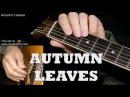 AUTUMN LEAVES: Fingerstyle Guitar Lesson TAB by GuitarNick