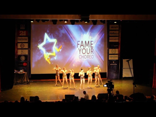 Active Style Girls - Fame Your Choreo 2016