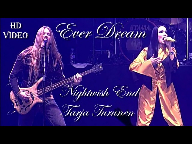 Призрак оперы / The Phantom of the Opera / Ever Dream - Nightwish End Tarja Turunen.