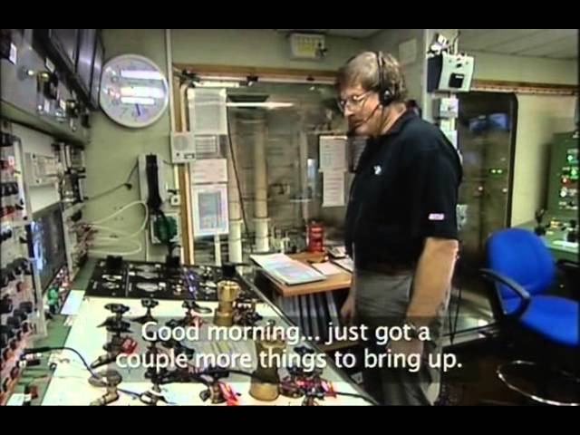 BBC Real Men Series Saturation Diving