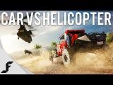 CAR VS HELICOPTER 4K 60FPS - Forza Horizon 3
