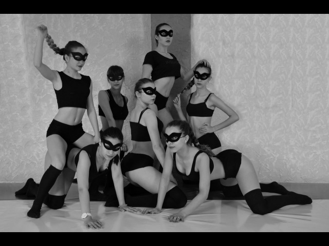 TWERK/Booty Dance_-_ANELiTEAM Horeo Braginets( Mark - Shahmen)
