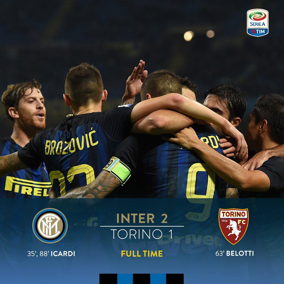 Де Бур: в матче против Торино наши игроки выглядели как одно целое