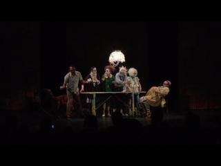 Семьянюки шоу. Театр