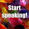 Start speaking в  ТеАрте